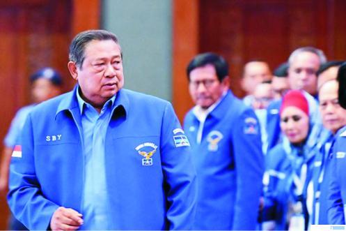 Ketua Majelis Tinggi Partai Demokrat, Susilo Bambang Yudhoyono. NET