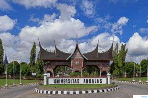 Kampus Unand, di Limau Manis, Padang, Sumatera Barat.