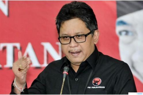 Sekjen DPP PDI-P Hasto Kristiyanto. NET