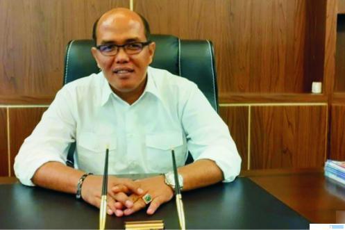Ketua DPRD Provinsi Sumatera Barat, Supardi. NET