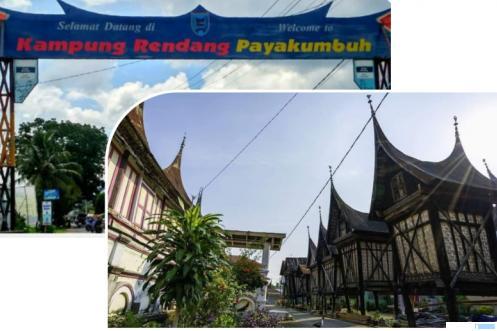 Kampung Adat Balai Kaliki dan Kampung Rendang Kota Payakumbuh. IST/JNC