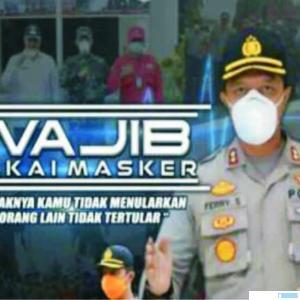 Kapolres Solok Kota AKBP Ferry Suwandi,SIK