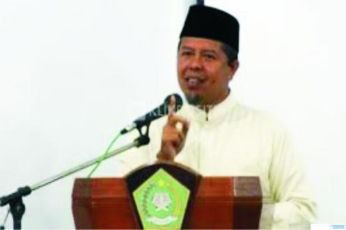 Ketua MUI Kota Bukittinggi, Buya Aidil Alfin. IST