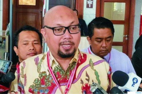 Plt. Ketua KPU RI Ilham Saputra. NET