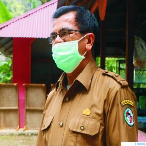 Yusfil Efendi, Kabid Olaharga Disparpora Kabupaten Limapuluh Kota. NITA