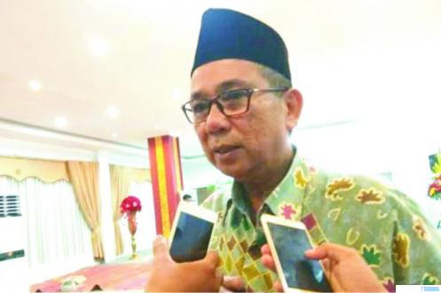 Sekdaprov Sumbar, Alwis yang ditunjuk Mendagri sebagai Pelaksana Harian (Plh) Gubernur Sumbar. Masa tugas Gubernur dan Wakil Gubernur Irwan Prayitno-Nasrul Abit akan berakhir Jumat (12/02/2021). NET
