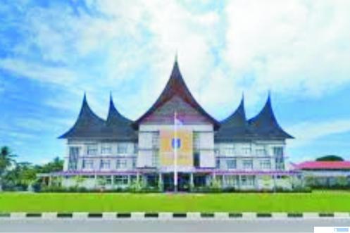 Kantor Walikota Payakumbuh. NET