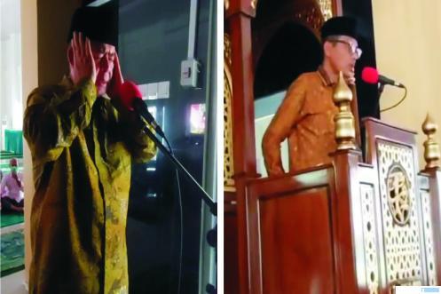Wakil Gubernur Nasrul Abit jadi muazin mengumandangkan suara azan, sedangkan Gubernur Irwan Prayitno menjadi khatib jumat pada Shalat Jumat (12/02/2021) di Masjid Baitul Auliya Komplek Kantor Gubernur Sumbar pada hari terakhir mereka menjabat sebagai Gubernur dan Wagub Sumbar. Hubungan mereka selama menjabat selalu kompak dan harmonis. KOMINFO SUMBAR