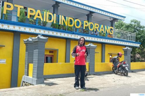 Paidi, 'Ruud Gullit' Eks Pemulung Jadi Miliarder Ubi Porang