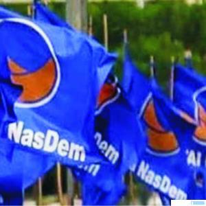 Bendera Nasdem. NET