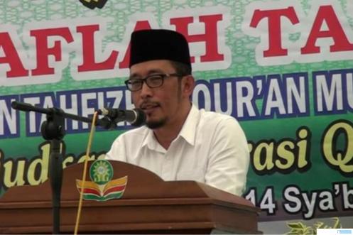 Dr. H. Ismail Novel, Dosen IAIN Bukittinggi. IRW
