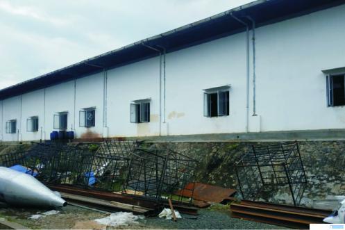 PT. SRI, perusahaan pengolahan daun gambir di Pangkalan, Kabupaten Limapuluh Kota kembali beroperasi, mulai  25 Mei 2020. NITA