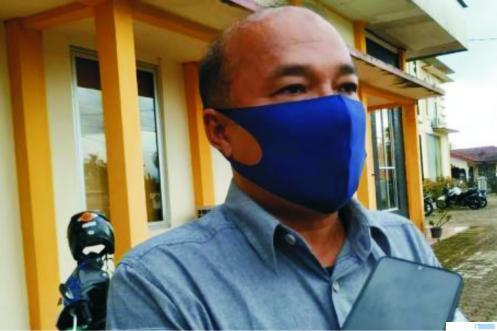 Budhy D Permana, Kepala Kantor Kesbangpol Kota Payakumbuh. NET