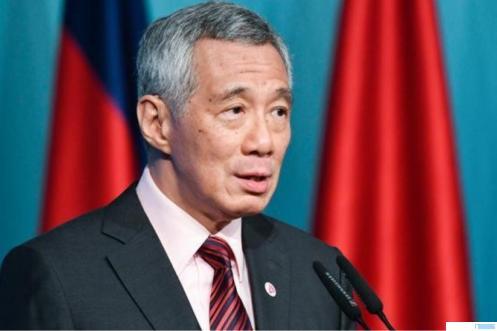 PM Singapura Lee Hsien Loong. NET