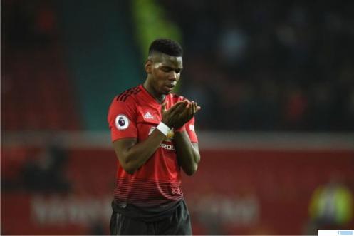 Paul Pogba, play maker Manchester United yang beragama Islam. NET