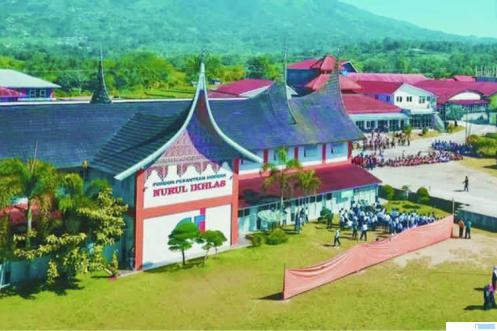 Pondok Pesantren Modern Nurul Ikhlas. DOK