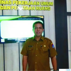 Kadis PUPR Kota Payakumbuh, Muslim. NET