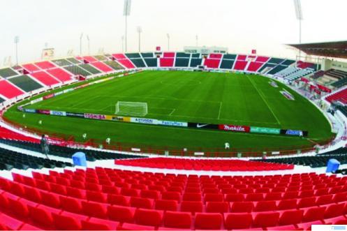Qatar meresmikan stadion keempat dari delapan stadion untuk venue Piala Dunia 2022, yakni Stadion Al Rayyan, Jumat (18/12/2020). WIKIMEDIA