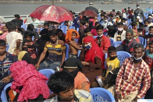 Ramadhan Terasa Berat Bagi Pengungsi Rohingya