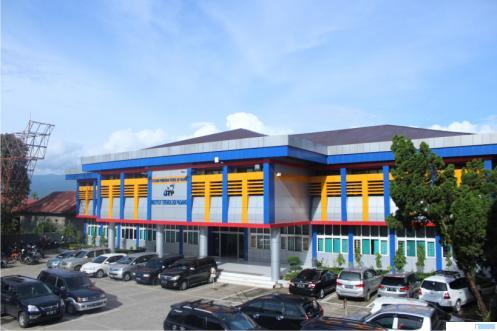Kampus ITP di Jalan Gajah Mada, Lapai, Kota Padang. DOK ITP