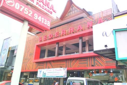 RM. Sederhana Jl. Soekarno-Hatta Kota Payakumbuh. ERZ