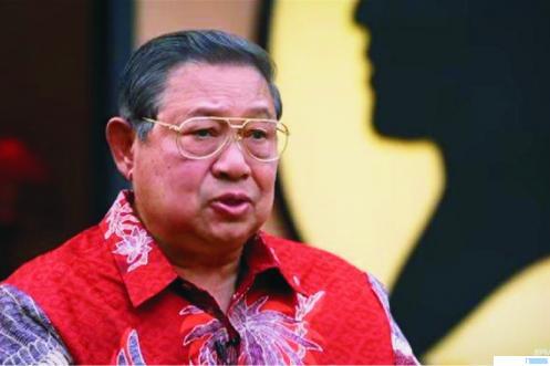 Presiden keenam RI, Susilo Bambang Yudhoyono. NET