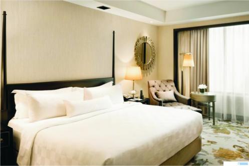 Foto ilustrasi. Kamar salah satu hotel berbintang di tanah air. NET