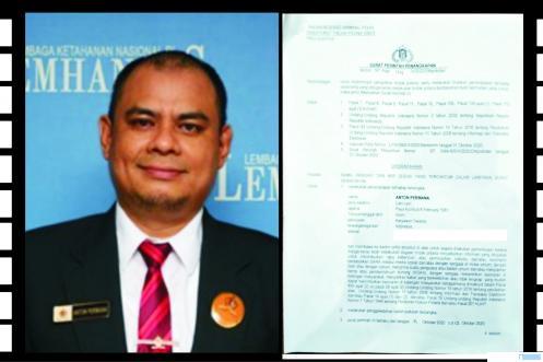 Anton Permana dan Surat Perintah Penangkapan. JNC