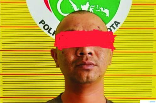 Tersangka kasus narkoba, SA. JON