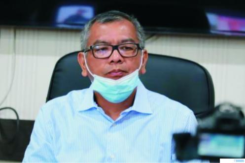 Walikota Payakumbuh, Riza Falepi. NET