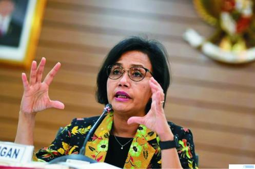 Menteri Keuangan RI, Sri Mulyani. NET