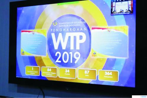 Kota Payakumbuh di bawah kepemimpinan Walikota Riza Falepi berhasil meraih opni WTP sebanyak 5 kali berturut-turut dalam pelaporan pengelolaan keuangan daerah. NET