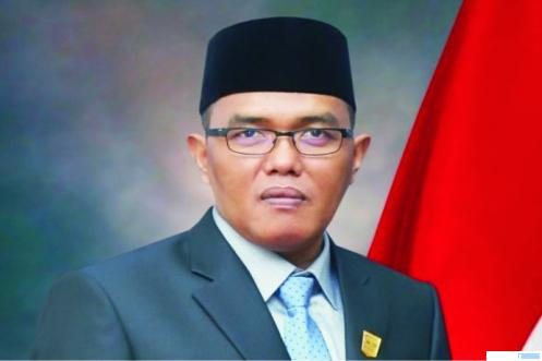 Supardi, Ketua DPRD Provinsi Sumatera Barat. NET