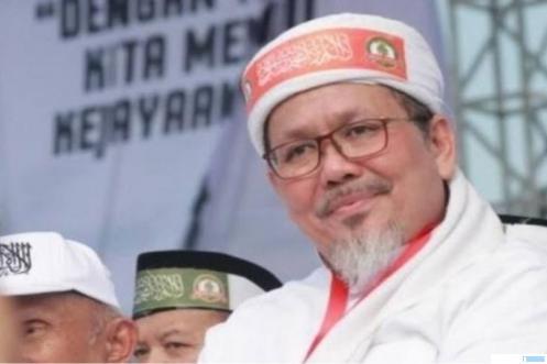 Ustadz Tengku Zulkarnain meninggal di RS. Tabrani, Pekanbaru, Riau pada Senin (10/05/2021) pukul 18.15 WIB karena terinfeksi Covid-19 sejak 02 Mei 2021. NET