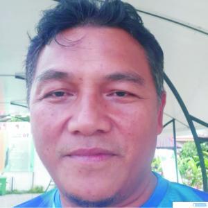 Rajman Sunardi, Sekretaris Dinas PUPR kota Payakumbuh. NITA