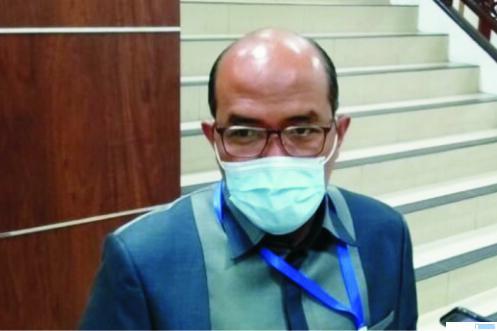 Ketua DPRD Sumbar, Supardi. NET
