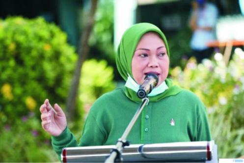 Menteri Tenaga Kerja RI, Ida Fauziyah. NET