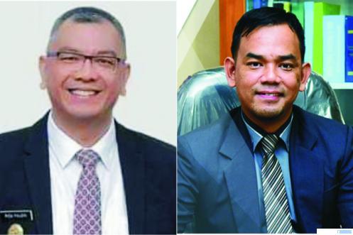 Walikota Payakumbuh Riza Falepi, MT dan Rektor UMSB Dr. Riki Saputra, MA. IST