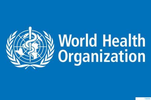 Lambang WHO, lembaga kesehatan PBB. NET
