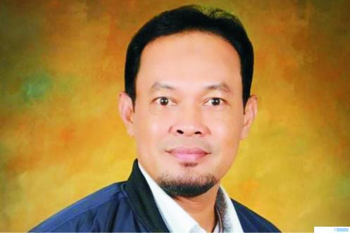Ketua DPC PKS Dharmasraya,  H. Widayatmo, SE