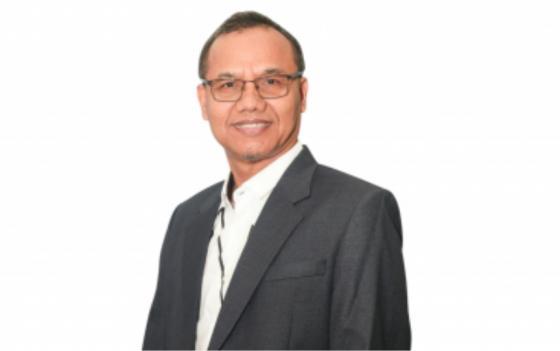Direktur Utama Pamtigo Payakumbuh, Dr. H. Khairul Ikhwan, MM. DOK.PAMTIGO PYK