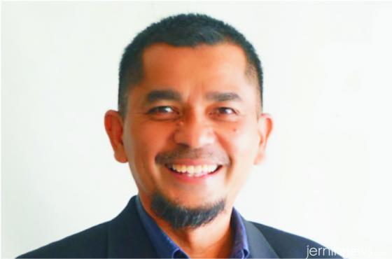 Miko Kamal, Ketua Tim Hukum dan Advokasi Mahyeldi-Audy Joinaldy. NET