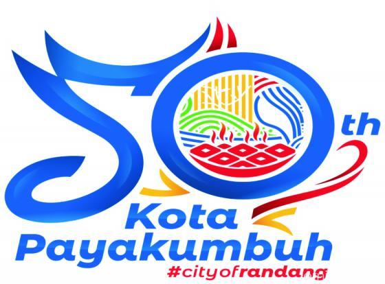 Logo Hari Jadi Kota Payakumbuh Ke-50