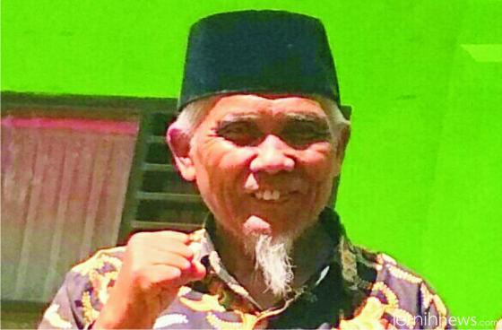 Buya H. Sudirman Syair, Pendiri Yayasan Ponpes Ma'arif Assa'adiyah.