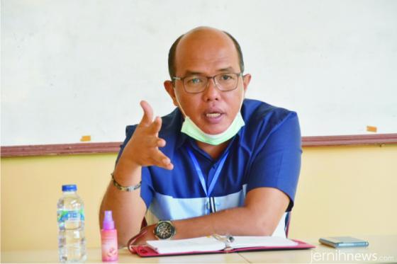 Ketua DPRD Sumbar, Supardi.