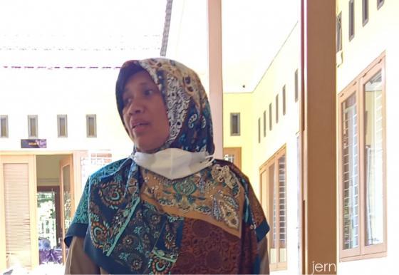 drh. Indahwati, MP, Kasubag TU/Sekretaris BPTU HPT Padang Mengatas, Kabupaten Limapuluh Kota, Sumatera Barat. ERZ