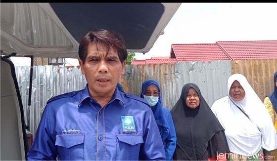 Marsanova Andesra SH, MH Ketua DPD PAN Kabupaten Limapuluh Kota. ERZ