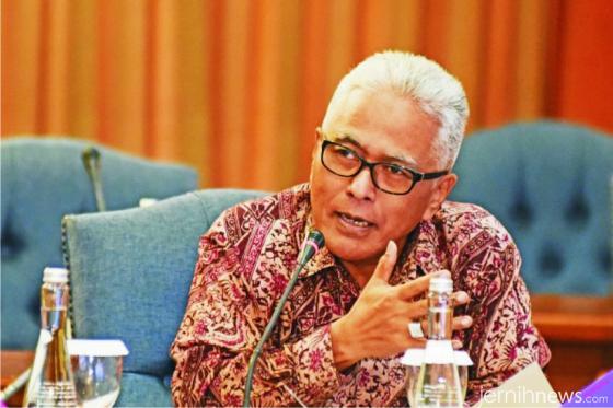 Anggota DPR RI Guspardi Gaus. NET
